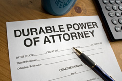Bartsch Law Durable Power of Attorney